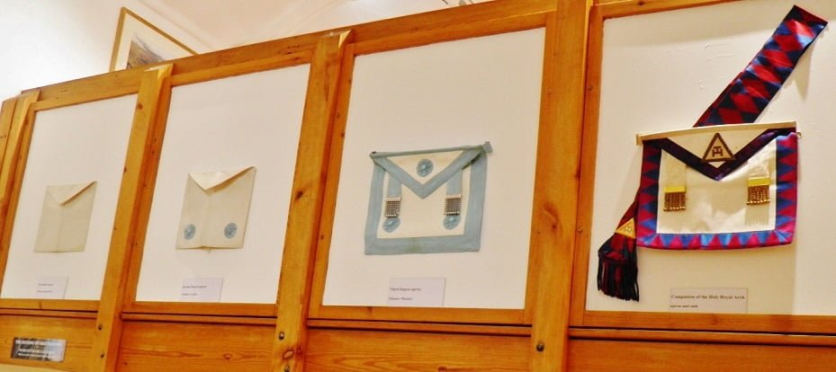 Cumberland Freemasons Tercentenary Exhibition Proving a Success