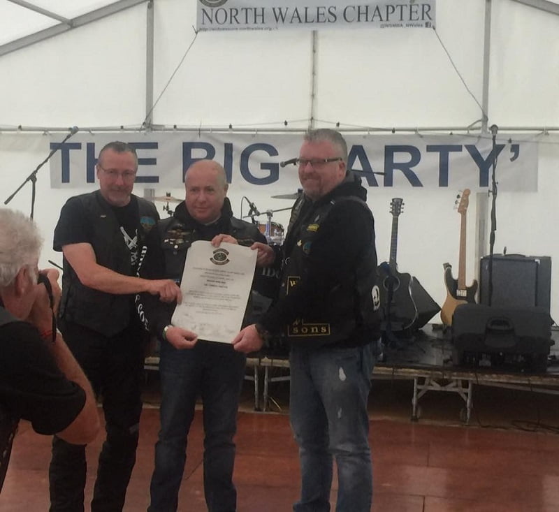 Widows Sons Bikers Association - New Cumberland and Westmorland Chapter