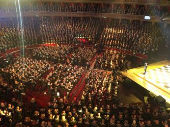 Freemasons at the Royal Albert Hall 2017