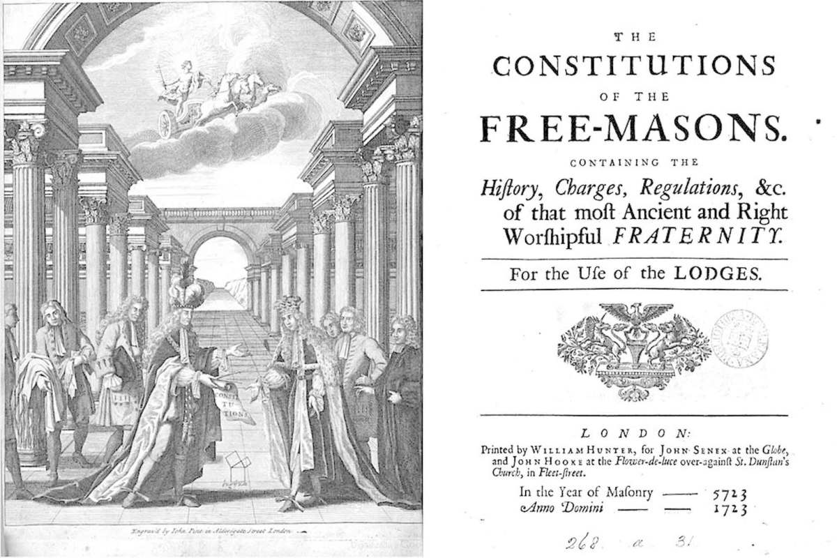 A Modern Examination of the Landmarks of Freemasonry