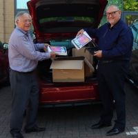 Freemasons Donation provides vital contact with families for hospital patients