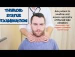Thyroid Gland - Physical Exam