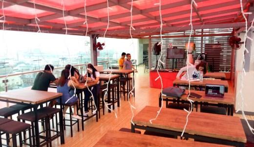 【11 VISTA CAFE】セブ島トップスに匹敵する眺め?!ナイトデートに最適なオシャレカフェ!