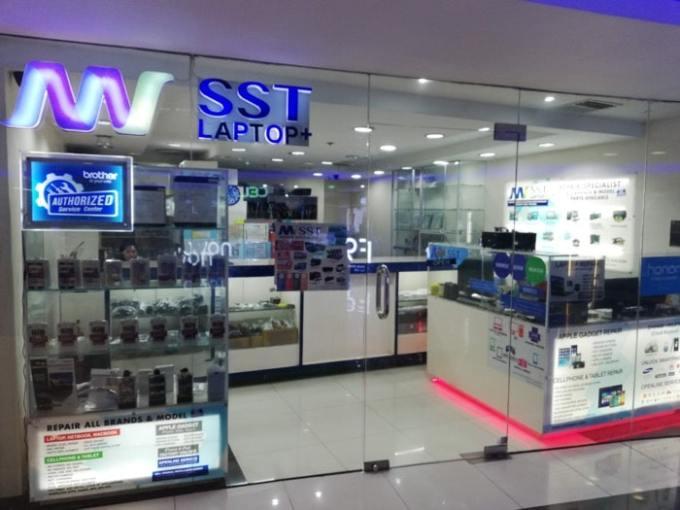 セブSMシティ:修理するならSST LAPTOP