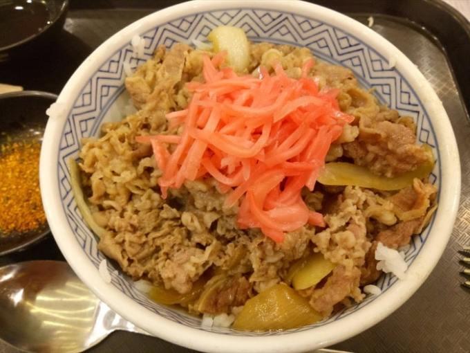 【セブ格安飯】吉野家の牛丼99ペソ