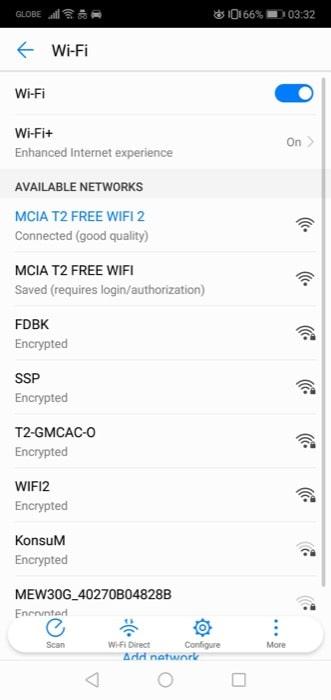 マクタン空港新ターミナル:WiFi使い方3