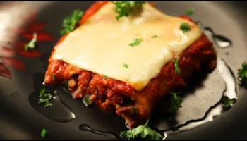 Video cheesy vegetable enchiladas healthy homemade vegetarian video vegetarian enchiladas recipe mexican cuisine the bombay chef varun inamdar forumfinder Image collections