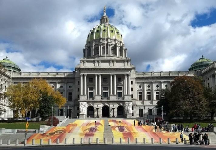 Familias Separadas Harrisburg Capitol 11-3-18