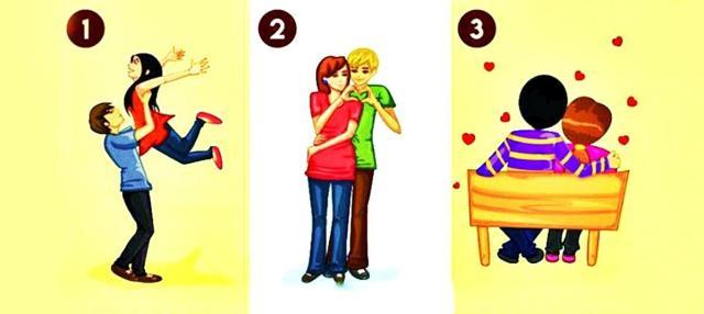 Melyik lehet a legboldogabb pár? Fontos dolgot árul el rólad a válasz