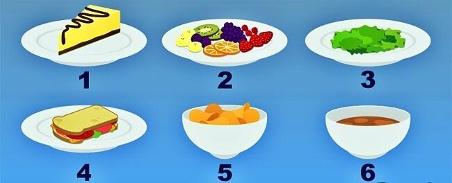 Melyiket ennéd meg először? Érdekes dolgot árul el rólad
