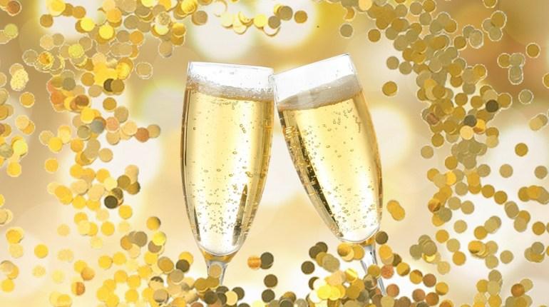 Ünnepi koccintás: édes fehér pezsgőket teszteltek a szakemberek.