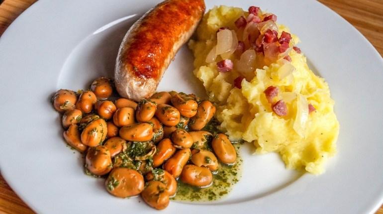 krumplipüré