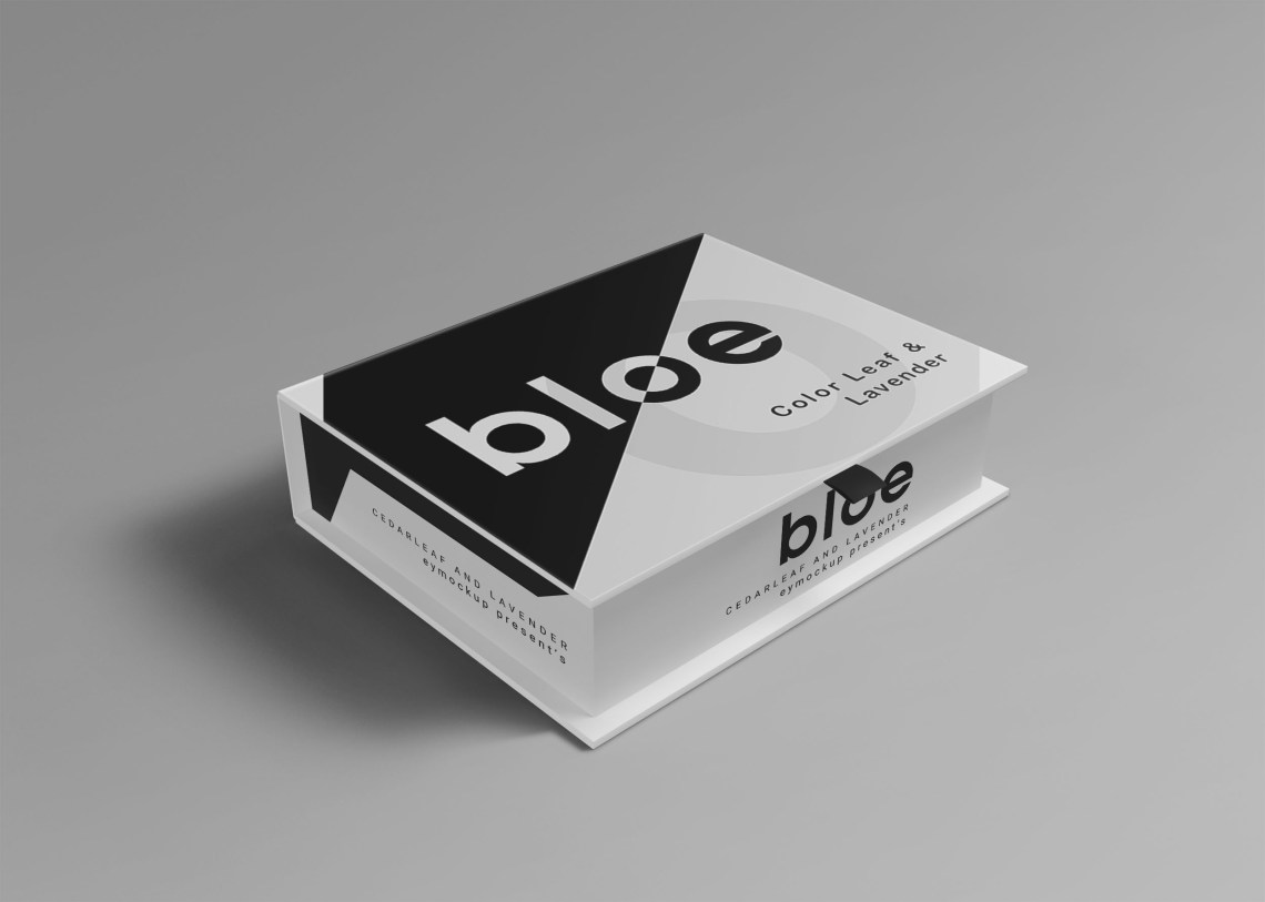 Download Free Gift Set Box Packaging Mockup - FreeMockup.net
