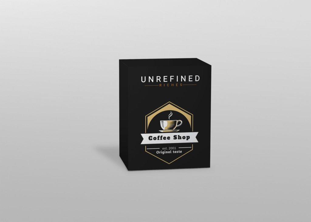 Download Free Premium Coffee Box Packaging Label Mockup - FREE PSD ...