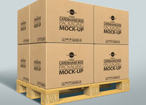 Download Free Craft Packaging Mockup - Free Mockup Zone