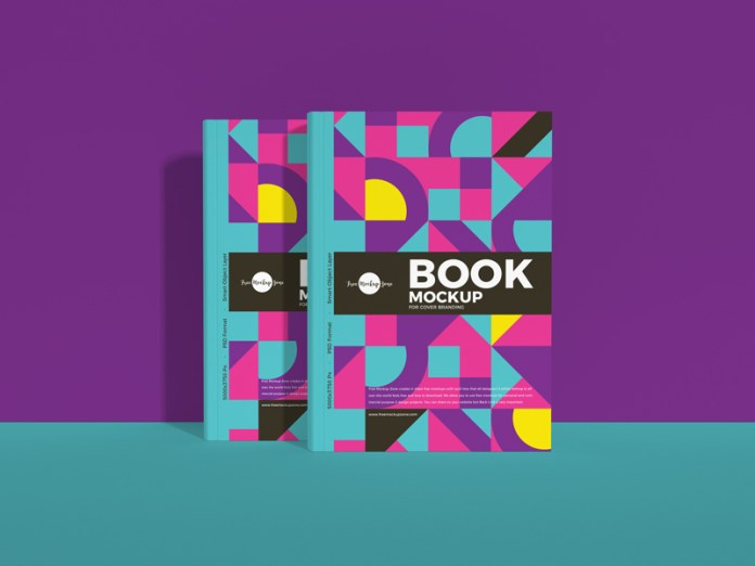 Free-Book-Mockup-For-Cover-Branding