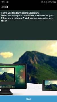Droidcam-Download