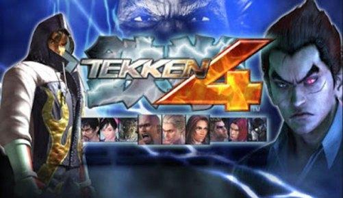 tekken-4-characters