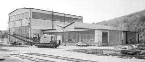 Free Model Railroad Plans Monongahela Erecting Machine Car Shops
