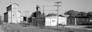 Free model railroad plans grain elevator Armour's warehouse