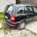Freemoto - Opel Zafira 2.0 DTI -na części!