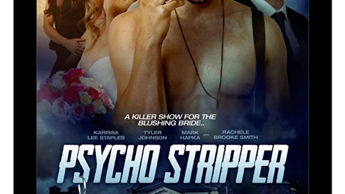 Movie Cover of Psycho Stripper