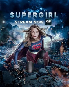 Cover of Supergirl Hollywood Movies
