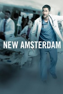 NEW AMSTERDAM MOVIE JACKET