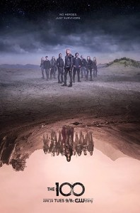 The 100 movie cover