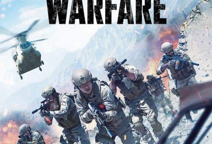 Download Movie Rogue Warfare (2019) Mp4
