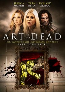 Download Movie Art Of The Dead (2019) Mp4