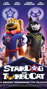StarDog and TurboCat (Animation) (2019) Mp4 Download