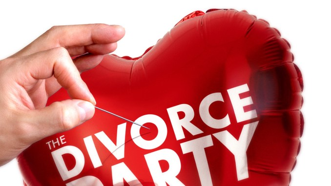 Download Full Movie The Divorce Party (2019) Mp4