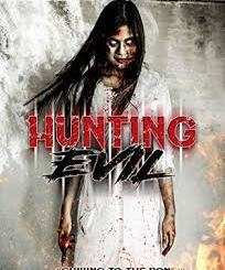 Hunting Evil 2019 Movie Cover
