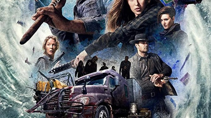 Fear The Walking Dead Season 5 Movie Cover