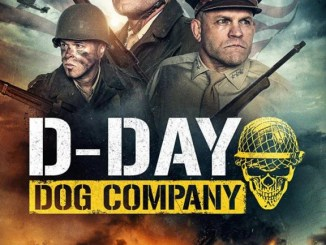 D-Day Dog Company (2019) Movie Cover