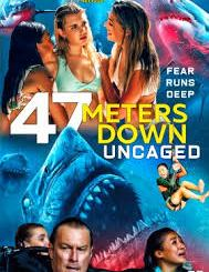 Download Movie: 47 Meters Down: Uncaged (2019) [HC-HDRip] Mp4