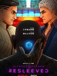 Download Movie Altered Carbon: Resleeved (2020) (Animation) Mp4