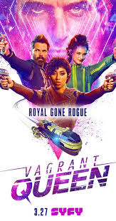 Vagrant Queen S01E01 - A ROYAL ASS-KICKING Mp4 Download