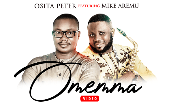 Osita Peter – Omemma Music Cover