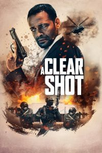 A Clear Shot Movie Jacket