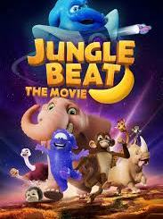 Jungle Beat: The Movie (2020) (Animation) Movie Cover
