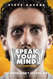 Speak Your Mind (2019) Movie Cover