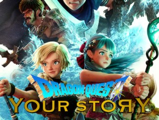 danlod anmshn dragon quest your story 2019
