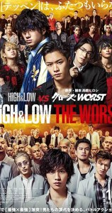 High & Low: The Worst (2019) Movie Mp4 Download