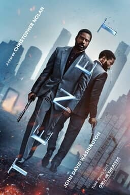 Tenet (2020) – Hollywood Movie Mp4 Download
