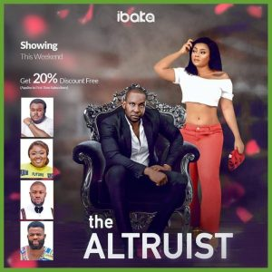 Download The Altruist 2020 Nollywood Movie