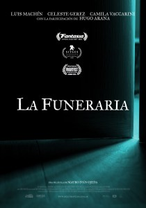 The Funeral Home (2020)