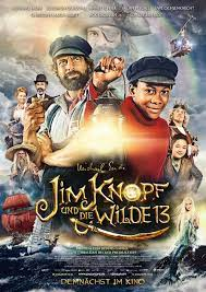 Jim Button and the Wild 13 (2020) (German)