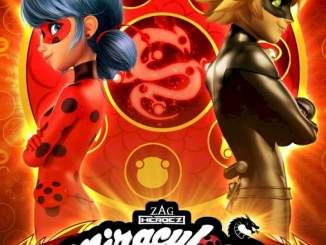 Miraculous World Shanghai: The Legend of Lady Dragon (2021) (Animation)